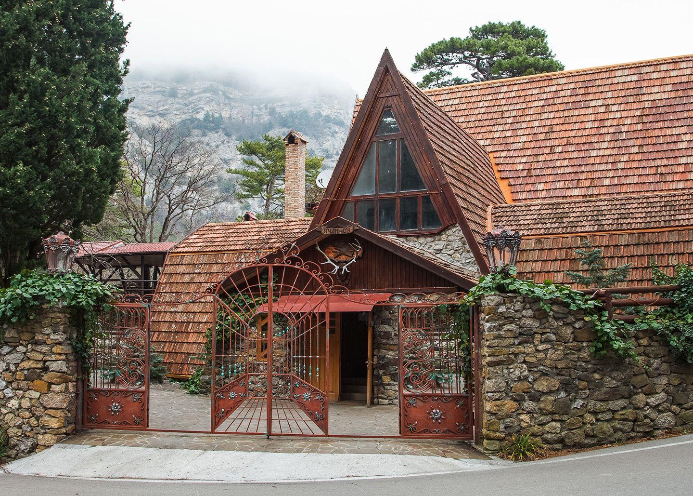 Ресторан-музей «Учан-Су»